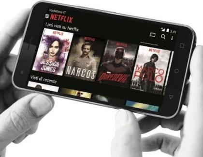 Netflix su Android si aggiorna e porta il widget per la homescreen