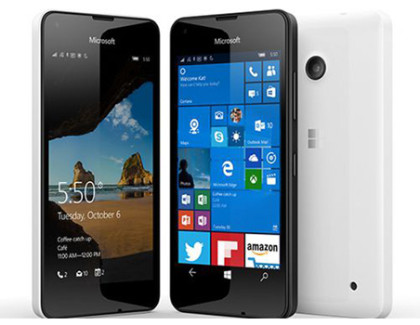 Microsoft Lumia 550 disponibile da oggi in Italia