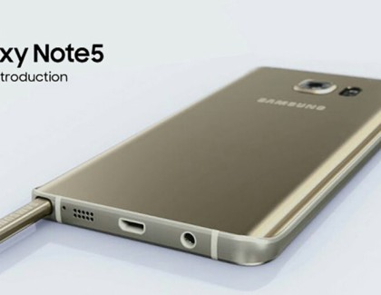 Galaxy Note 5: a 619€ disponibile in Italia con garanzia WW