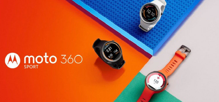 Moto 360 Sport: in arrivo per metà dicembre in Europa