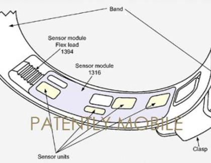 Samsung: brevetta sistema modulabile di sensori per wearable