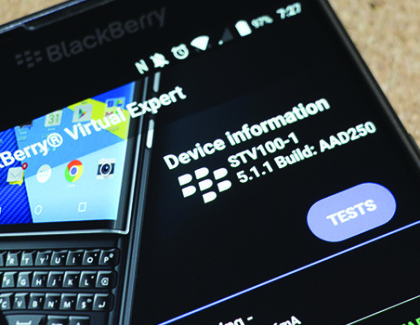 BlackBerry Virtual Expert: nuova app per il Priv sul Play Store