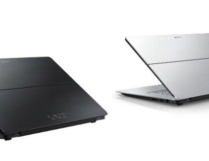 Sony svela il Vaio Z Flip e Z Notebook
