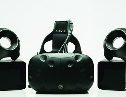 HTC introduce una nuova frontiera della realtà virtuale