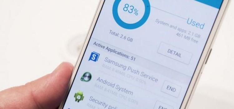 Android: l'app più utilizzata nel Q4 2015 è Clean Master
