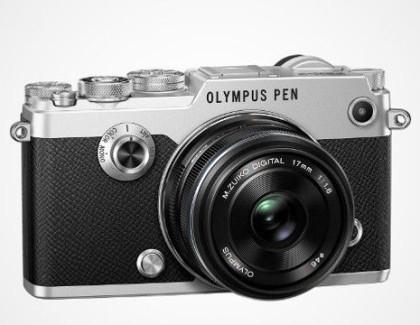 Olympus PEN-F: tecnologia moderna in un corpo vintage.