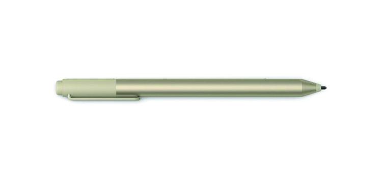 Surface Pen in oro anche in Italia e nuovi Surface 4 e Book in USA