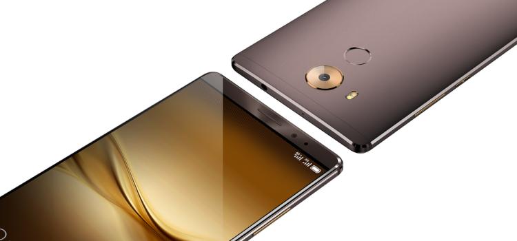 Huawei Mate 8: presentato al CES 2016