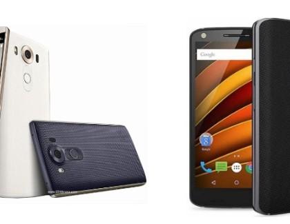 LG V10 a 499€ e Moto X Force a 599€, le promozioni più interessanti