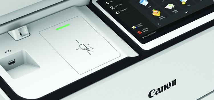 Canon imageRUNNER ADVANCE: stampante multifunzione per gli uffici del futuro