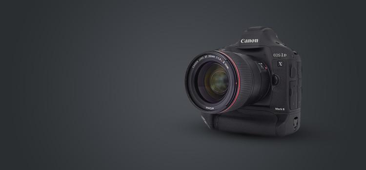 Nuova Canon EOS 1DX Mark II