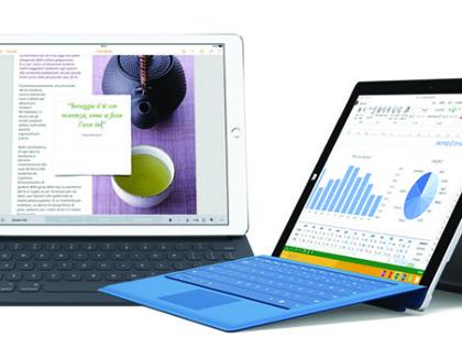 Mercato tablet sempre più difficile. Gli ibridi invece in forte ascesa