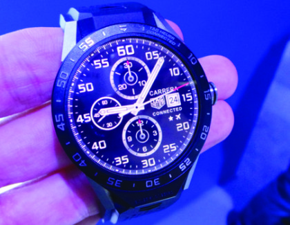 Smartwatch TAG Heuer al MWC2016: la nostra video anteprima