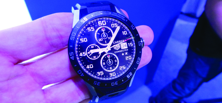 Smartwatch TAG Heuer al MWC2016: la nostra video anteprima