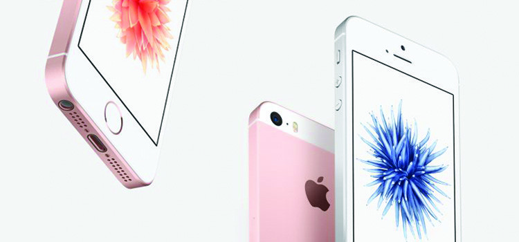 Presentato ufficialmente l'Apple iPhone SE