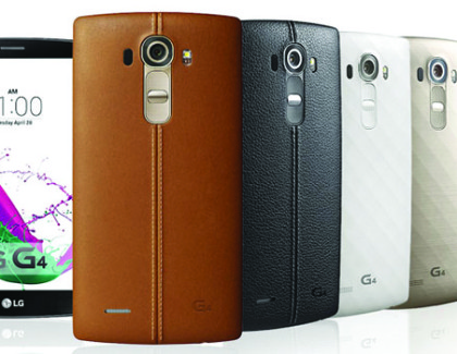 LG G4 Italia in pelle a 309€ ed a 289€ versione Europa