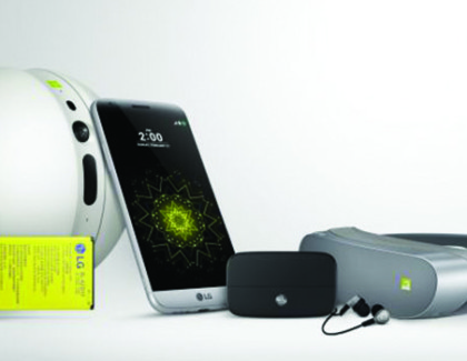 LG annuncia i prezzi e disponibilità del G5 e dei nuovi accessori