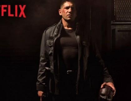 """Netflix annuncia la serie tv di """"The punisher"""""""