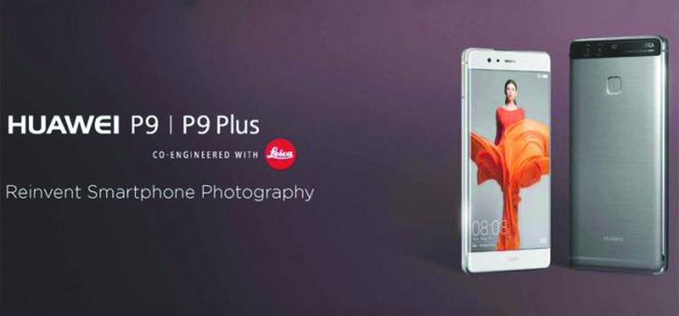 Huawei presenta il nuovo P9 e P9 Plus. 599 e 749€ con preordine da oggi
