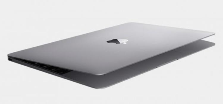 Apple MacBook 12″ con nuova CPU, 8GB di RAM base e colore oro rosa