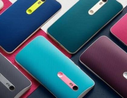 Motorola Moto X3 appare sui database Zauba