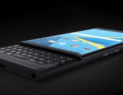 BlackBerry Priv: aggiornamento a Marshmallow in arrivo a maggio