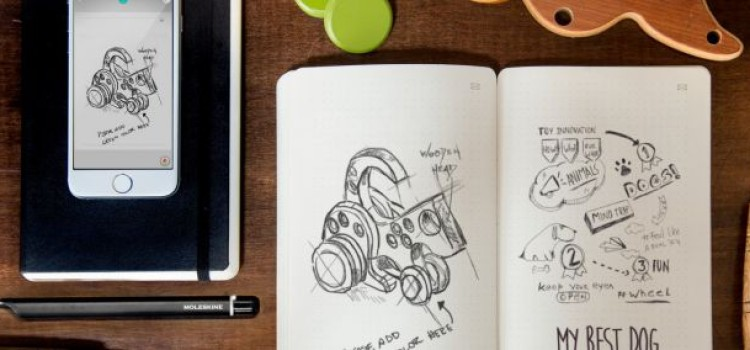 Moleskine presenta Smart Writing Set. Un nuovo modo di scrivere