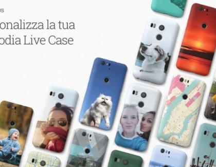 Google Live Cases: cover personalizzabili per Nexus 5X, 6P e 6