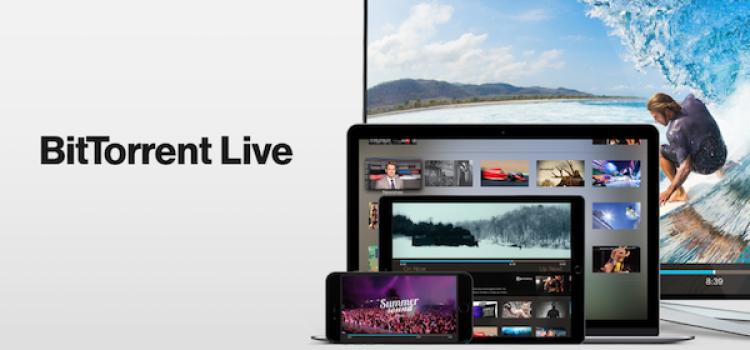 BitTorrent annuncia l'arrivo su Apple TV di un nuovo servizio di live streaming