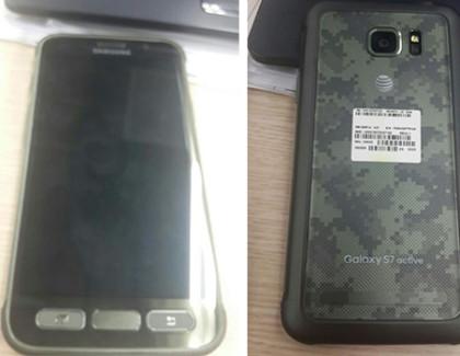 Samsung Galaxy S7 Active appare in nuove foto dal vivo