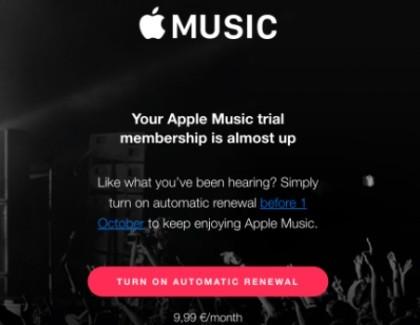 Apple Music: può cancellare la musica salvata sul computer. Attenzione!