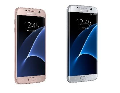 Samsung Galaxy S7 e S7 edge Silver Titanium e Pink Gold Edition  disponibili per il mercato Italiano