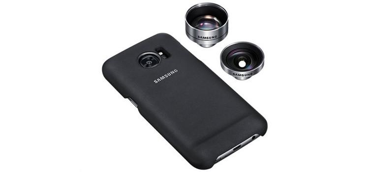Le Lens Cover per Galaxy S7 in Europa costeranno 149€