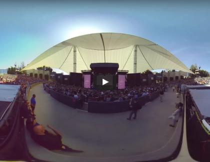 Video del Google I/O a 360° ed il video ufficiale dell'evento
