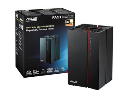ASUS presenta il nuovo ripetitore wireless a 199 euro
