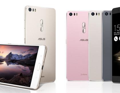 ASUS Zenfone 3 Ultra presentato al Computex 2016
