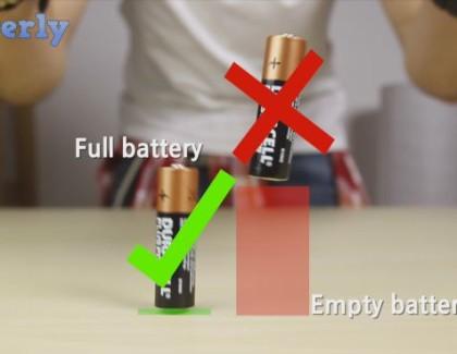 Come capire se una batteria è ancora carica