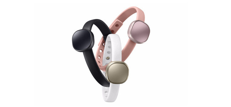 Samsung lancia le fitness band Charm anche in Italia