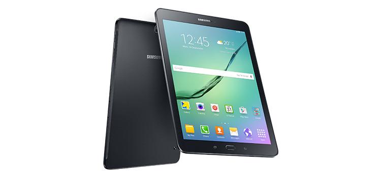 Il Galaxy Tab S2 riceve l'aggiornamento con le patch di dicembre