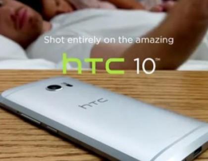 """Nuovo spot HTC 10 dedicato alla """"ultra selfie camera"""""""