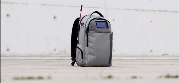 Lifepack, lo zaino tecnologico che ha raccolto 700 mila dollari