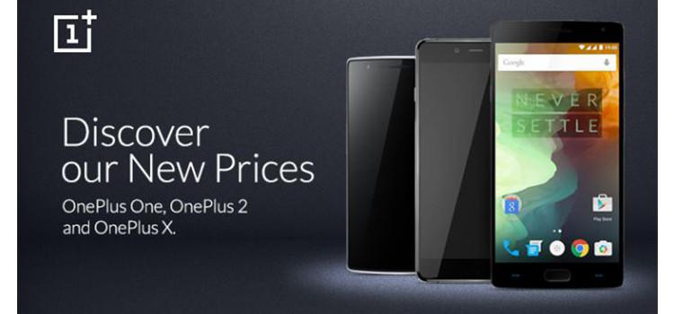 OnePlus sconta tutti i suoi smartphone, prezzi a partire da 239€