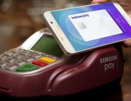 Samsung Pay in Spagna e Regno Unito entro l'estate