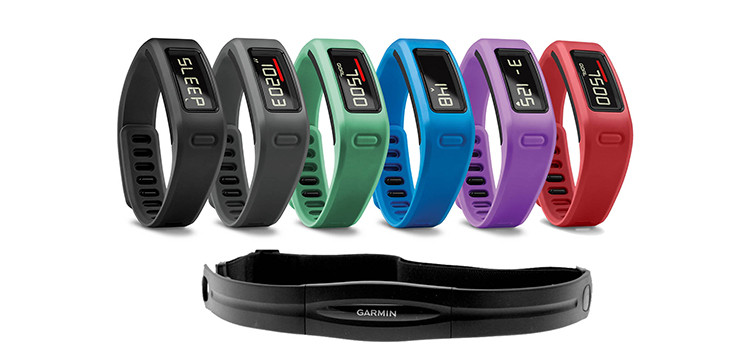 Garmin Vivofit HRM + fascia cardio in offerta a 74,99 euro