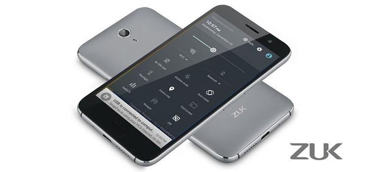 Zuk Z1 a 239€ in versione Dual SIM, 3GB di RAM e 64GB di storage