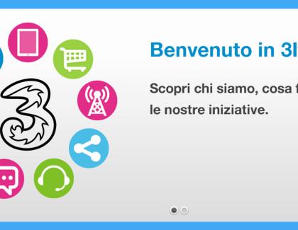 "3 Italia rilancia ""internet senza limiti"": 10GB a 5euro"