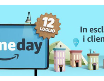 Amazon Prime Day 2016: 100.000 promozioni per il 12 luglio