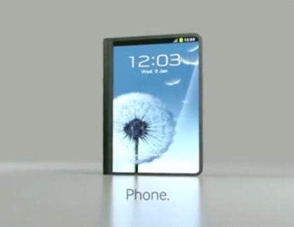 Samsung presenterà due smartphone pieghevoli al MWC17