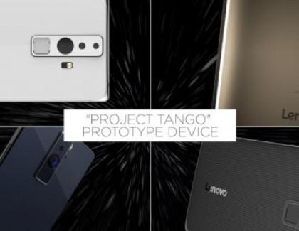Phab 2 Pro, il primo Project Tango di Lenovo