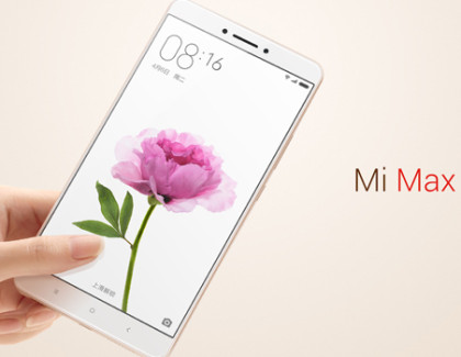 Xiaomi potrebbe presentare un Mi Max con 2GB di RAM e 16GB di ROM